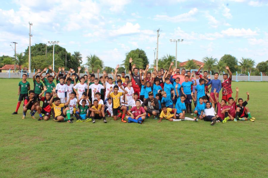 Escolinha de Futebol Guerreirinhos do Jalapão