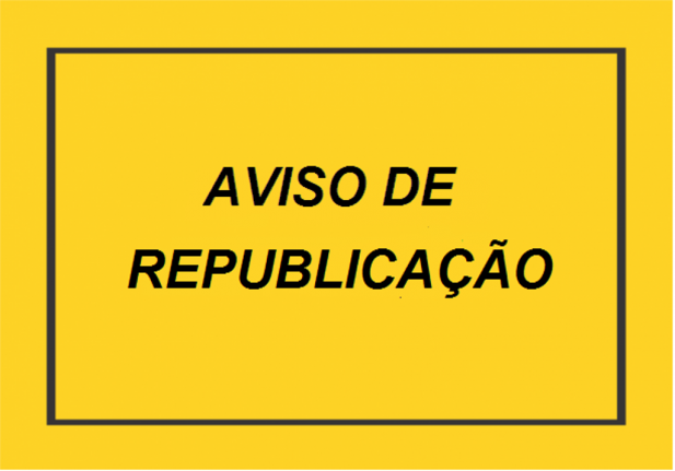 AVISO DE LICITAÇÃO PREGÃO PRESENCIAL N.º 010/2018 DESERTA/REPUBLICAÇÃO