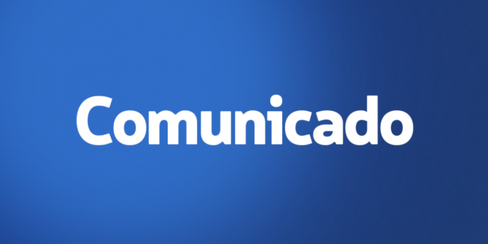 COMUNICADO  CONCORRÊNCIA PÚBLICA N° 001/2018